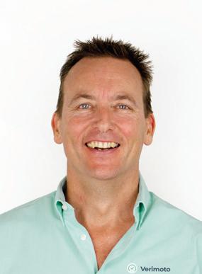 Peter Hewett, CEO at Verimoto