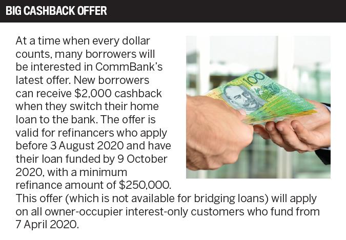 Big cashback offer
