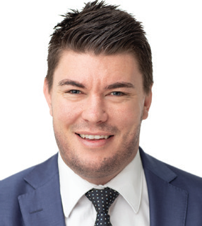 Luke Heavey, Senior finance consultant, Orium Finance