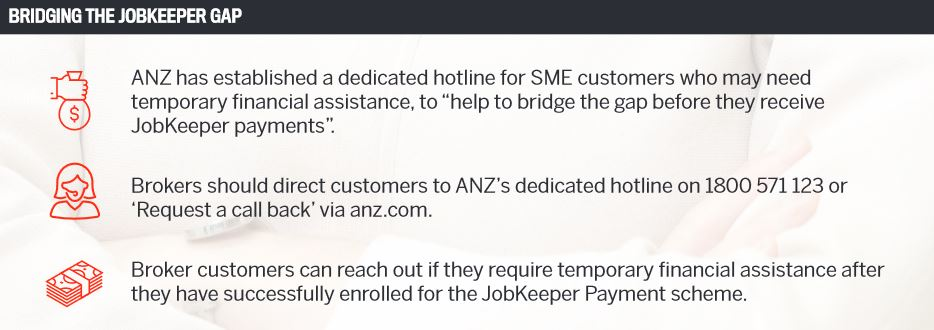 Bridging the JobKeeper gap