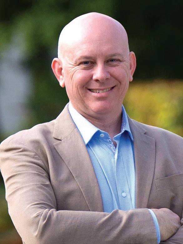 Paul Wilson, CEO, Income2Wealth