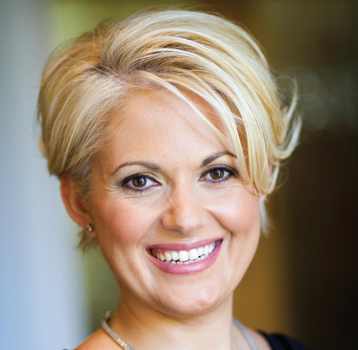Mary Sartinas, Director, Affiliate Finance & Property
