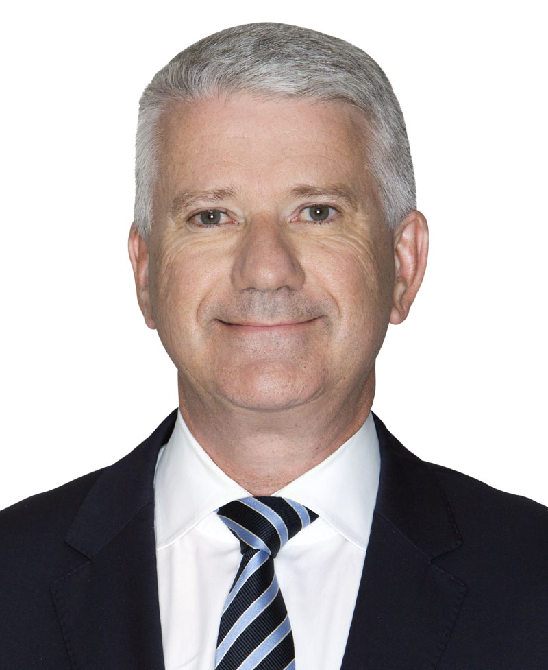 Gary Thursby, acting chief financial officer, Westpac