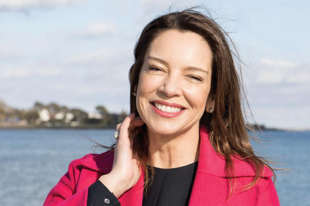 Anja Pannek, CEO, PLAN Australia