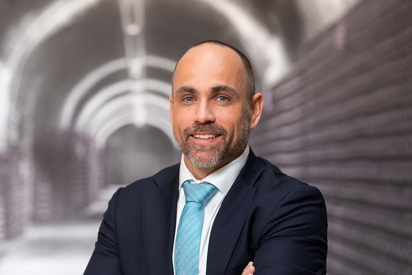 Daniel Carde, general manager distribution, Resimac