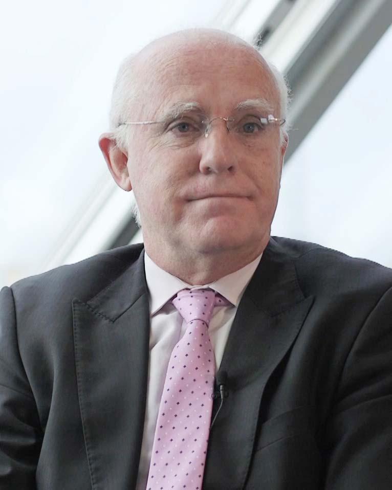 Jeff Oughton, consulting economist, ME
