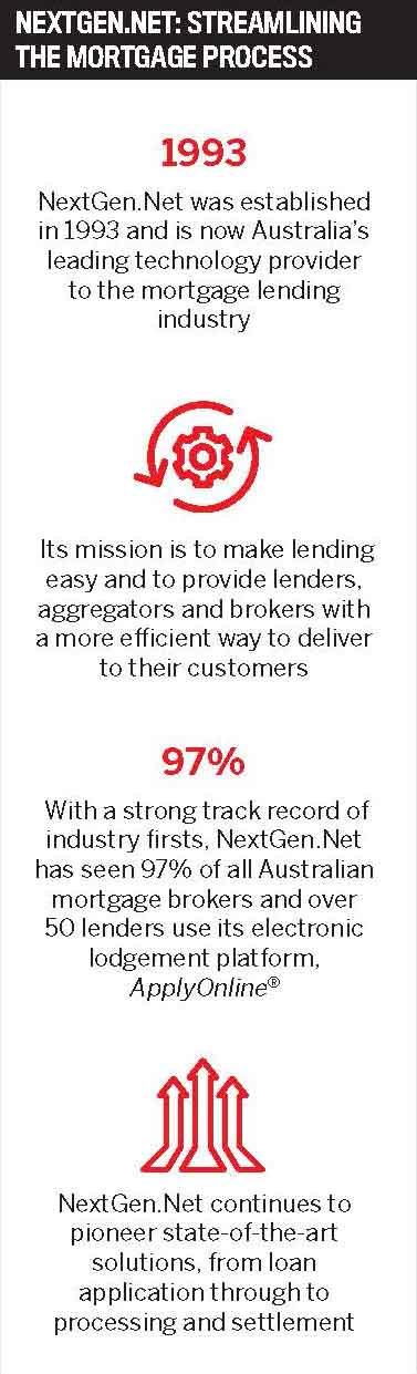 NextGen.Net: Streamlining the mortgage process