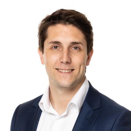 Vincent Moore, Partner and finance broker, Entourage