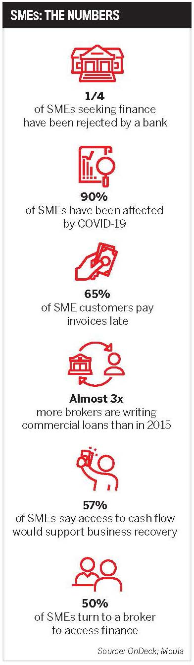 SMEs: The numbers