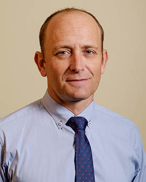 James Austin, Chief Financial Officer