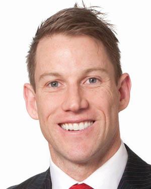Cory Bannister, Senior Vice President & Chief Lending Officer