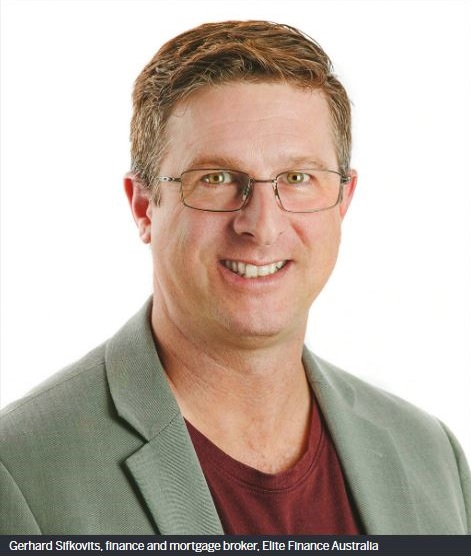 Gerhard Sifkovits, finance and mortgage broker, Elite Finance Australia
