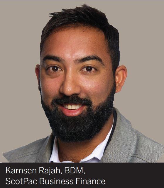 Kamsen Rajah, BDM, ScotPac Business Finance