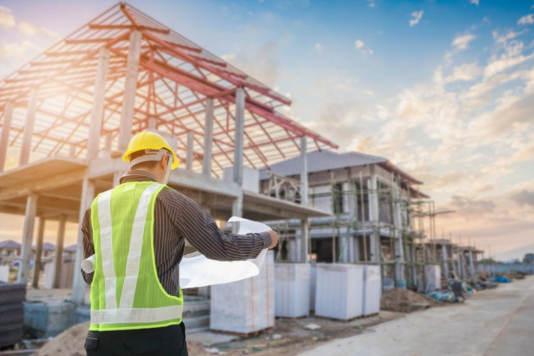The decline in building approvals moderated in September