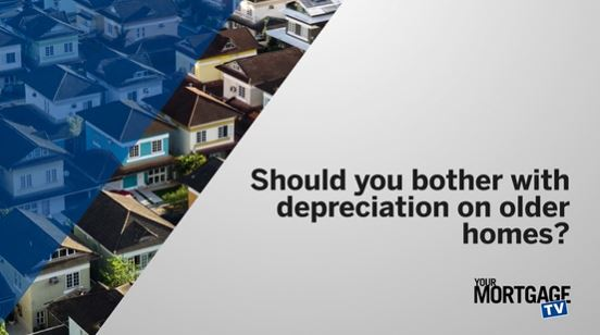 Do you have an older property? It's time to understand depreciation