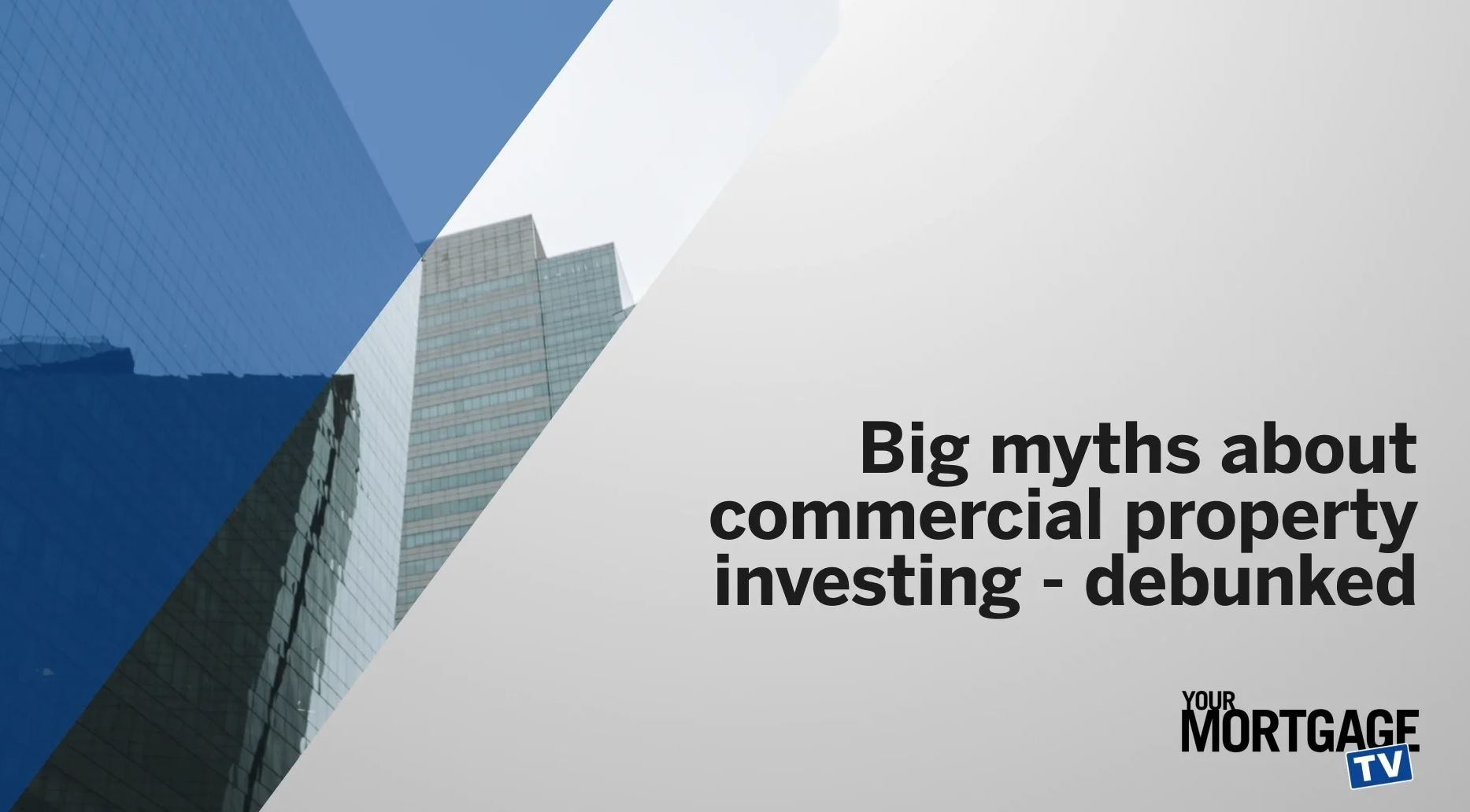 Ever considered commercial property?