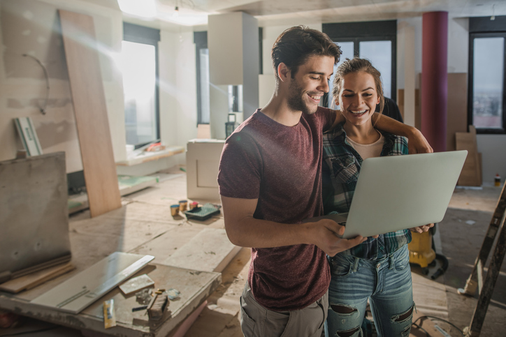 Aussies can take advantage of the social restrictions to plan their reno projects