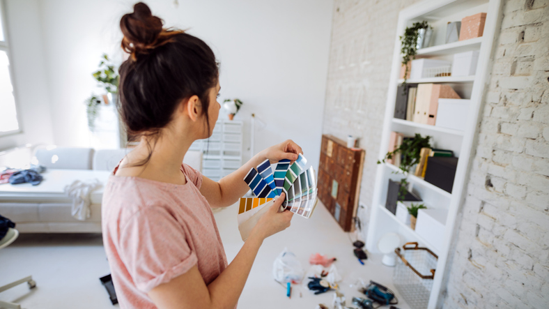 Easy DIY reno projects for self-isolating Aussies
