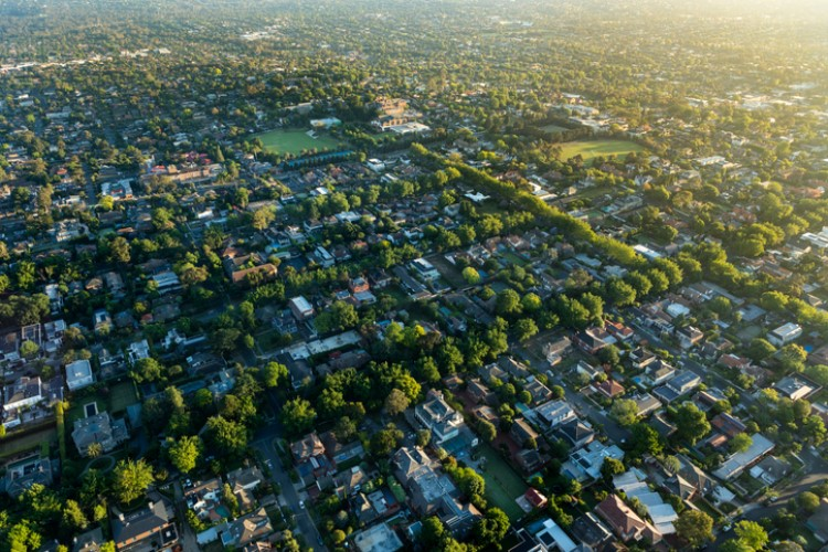 The government wants to boost the housing activity, particularly in the regional suburbs