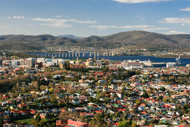 Tasmania continues to dominate the housing and unit segments in terms of price growth