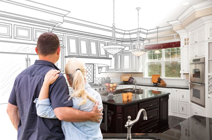 Check out these tips for an affordable and practical kitchen renovation