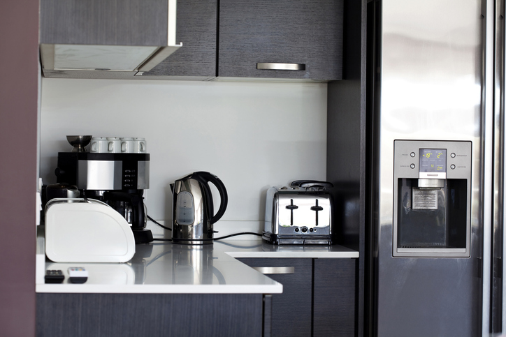 Buying appliances should not really be at the top of your priorities when it comes to renovating your kitchen