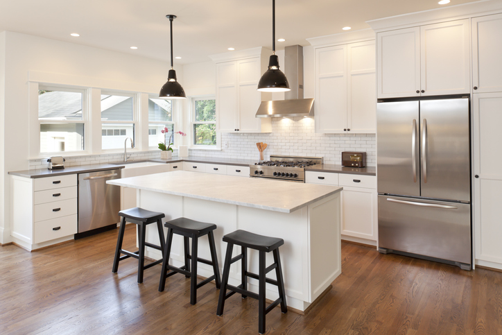 Lighting does wonders in any room, and the kitchen is no exception.