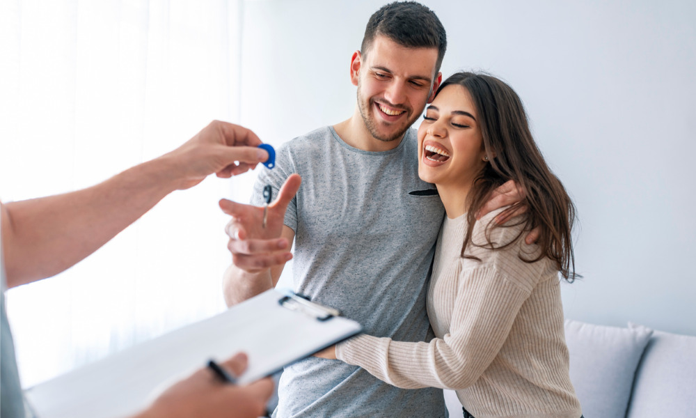 """First-home buyers have taken a """"now or never"""" approach to homeownership as housing affordability continues to worsen, recent studies show."""