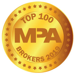 Top 100 Brokers 2019