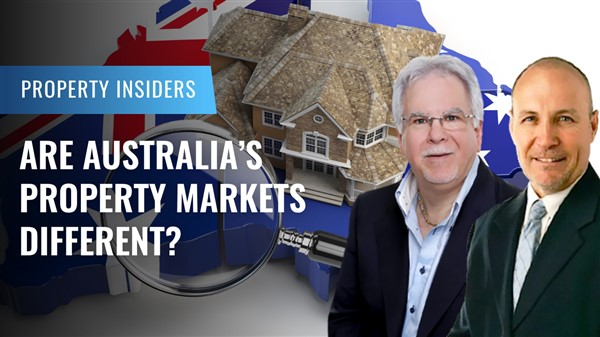 7 ways Australian property markets are different
