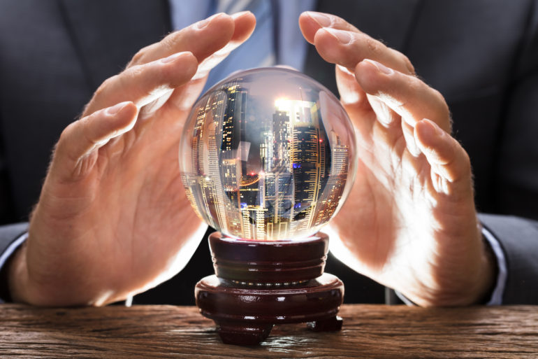 Are those wild forecasts for property in 2020 realistic?