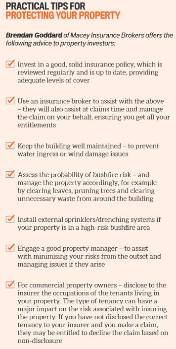 Practical tips for protecting your property