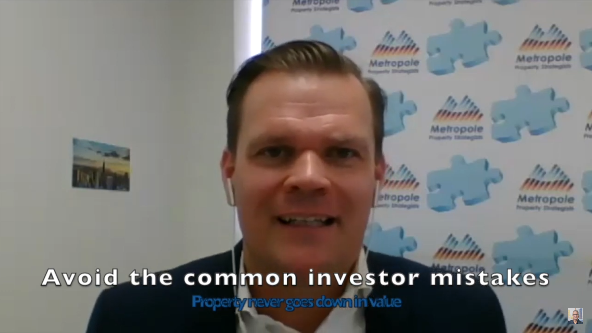 Property never goes down in value | Common Investor Mistakes