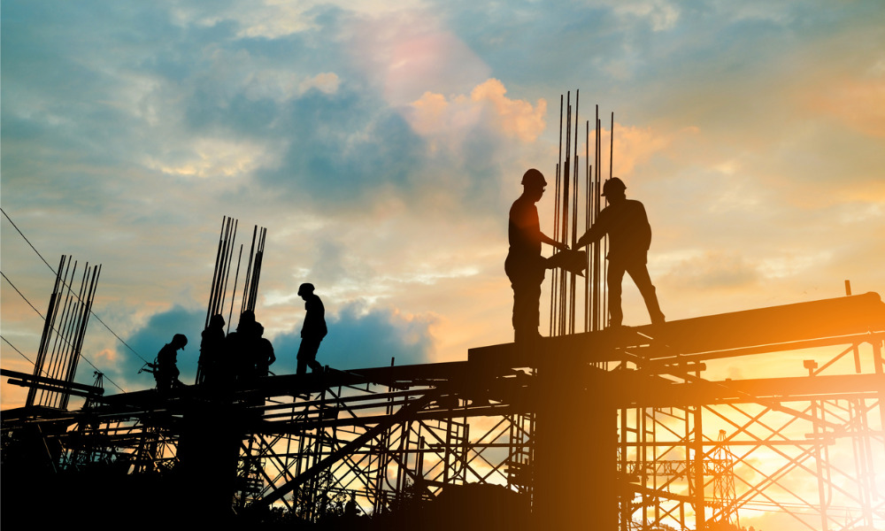 Construction costs still rising slowly