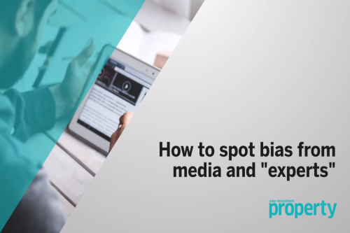 How to spot bias from media and
