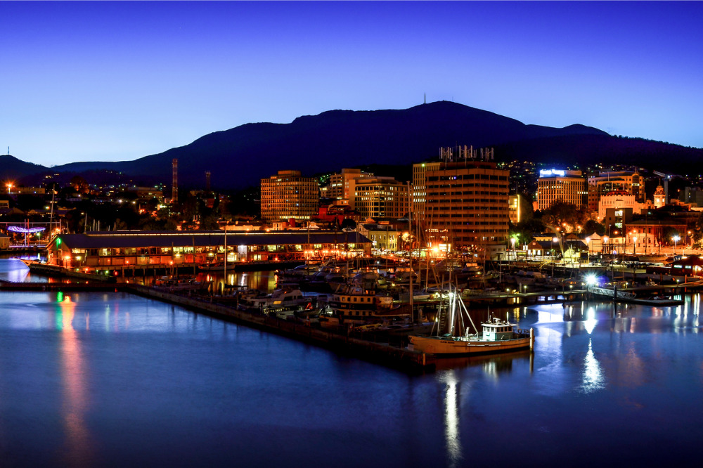 Steady growth predicted for Hobart