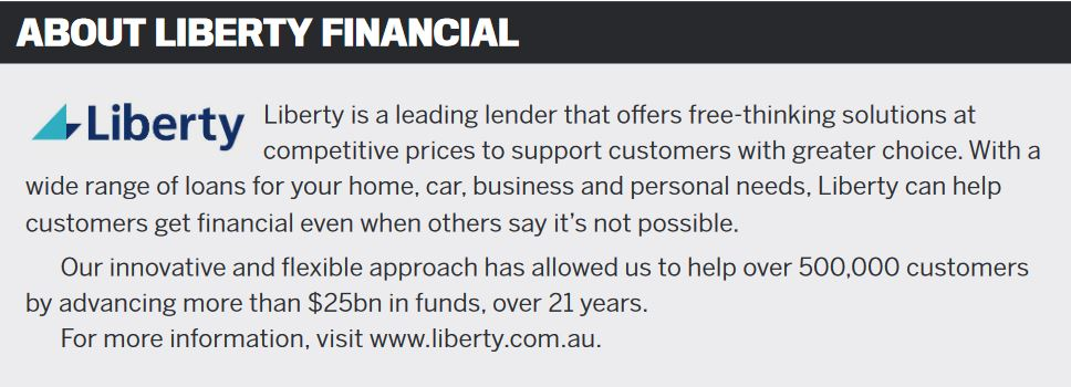 About Liberty Financial