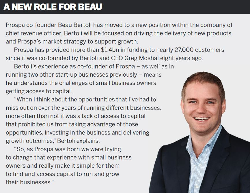 A new role for Beau