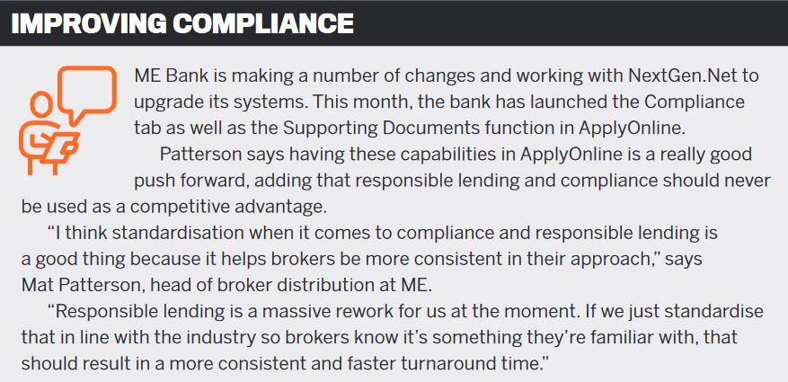 Improving compliance