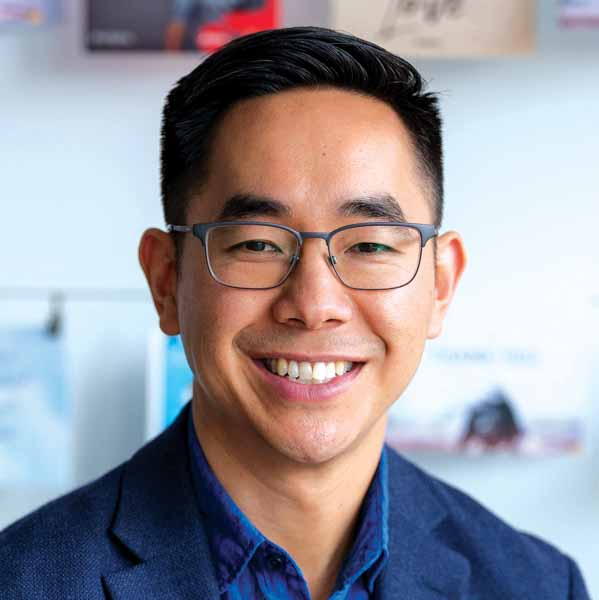 Nathaniel Truong, Director, The Loan Lounge