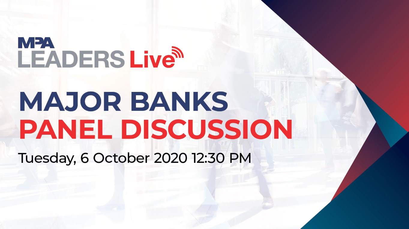 MPA Leaders Live 2020 Major Banks