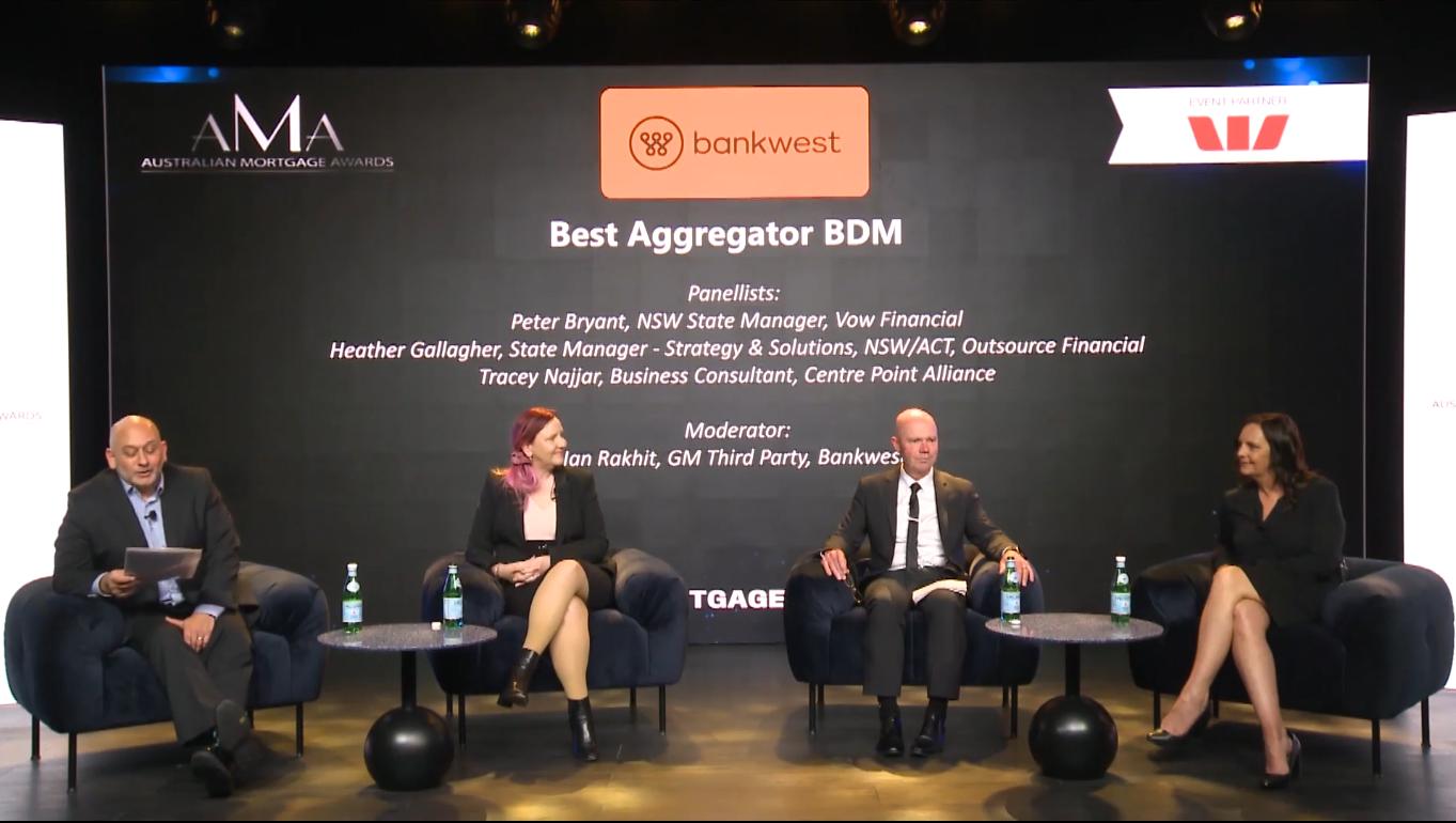 AMA's: Bankwest Best Aggregator BDM