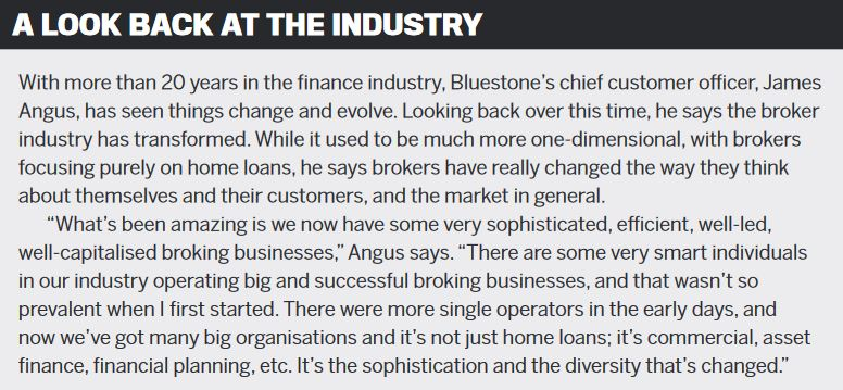 A look back at the industry