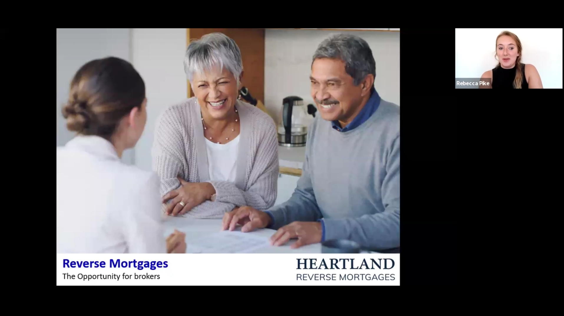 How to diversify and grow - learn how your clients could benefit from a Heartland reverse mortgage
