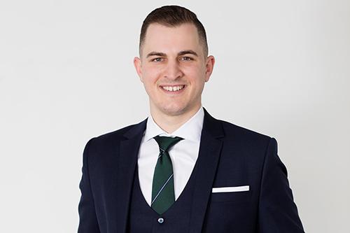 De Sensi gives insight into life as a broker