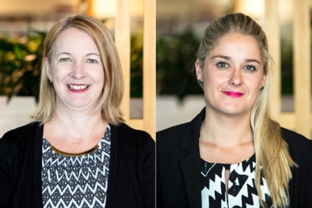 Layburn Hodgins promotes two to associate