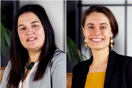 McCaw Lewis promotes two