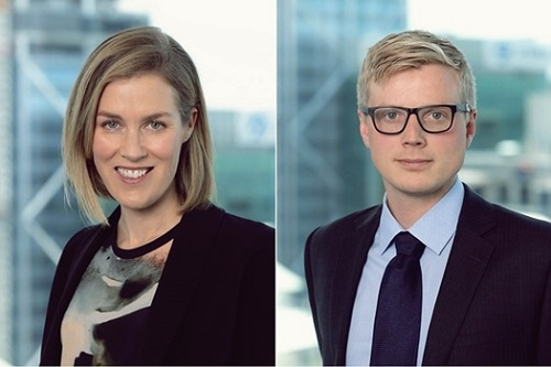 LeeSalmonLong promotes two to partner