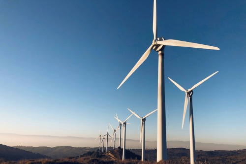 Top firms help put together $616m financing for wind farm