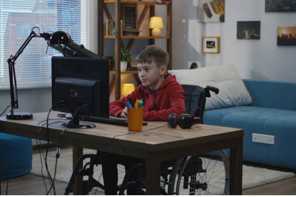 Kids with disabilities get free online resources